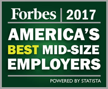 Sentry recognized by Forbes and Fortune